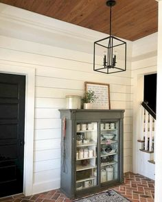 88 Brilliant Farmhouse Dining Room Design and Decor Ideas