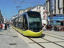 Tramway de Brest - Wikipédia