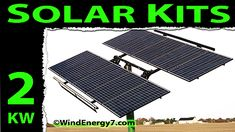 solar panel kits - s
