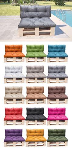 palettenkissen lederoptik barock anthrazit 120x80x10 cm palettenkissen pinterest anthrazit. Black Bedroom Furniture Sets. Home Design Ideas