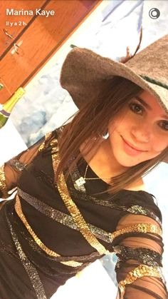 Marina Kaye, Cowboy Hats, Album, Fashion, Female Singers, Life, Moda, La Mode, Fasion