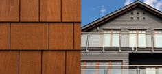 Shingle design patterns crafted products siding - Revetement exterieur bois maibec ...