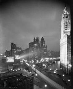 Michigan Avenue 1920s