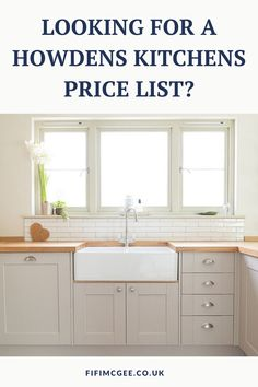 Let's take a look at the reasons why and the steps to get your hands on prices for the kitchen you want. #Howdenskitchens #kitchenideas #homedecor Open Plan Kitchen Diner, Cottage Style Kitchen, Howdens Kitchens, Kitchen Prices, Small Space Kitchen, Kitchen Units, Kitchen, Kitchen Interior, Kitchen Layout