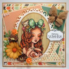Deborah's shining cards: Crafts And Me: Fall!