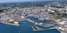 St Helier Harbour Jersey United Kingdom