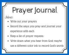 Writing Letters To God - 10 Simple Prayer Journal Ideas
