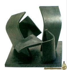 Jorge Oteiza Embil Modern Sculpture, Sculpture Art, Modern Contemporary, Sculpting, Shapes, Home Decor, Sculptures, Abstract Art, Objects