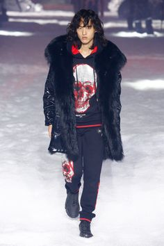 Philipp Plein, Ready-To-Wear, Нью-Йорк
