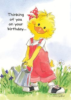 Suzy's Zoo Happy Birthday Greeting Card 10379 by Flickback Media, Inc. Happy Birthday Greeting Card, Birthday Cards, Greeting Cards, Birthday Sayings, Birthday Wishes For Friend, Birthday Blessings, Zoo Birthday, Birthday Clipart, Birthday Pictures