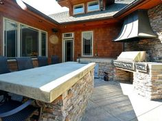 great outdoor entertainment area