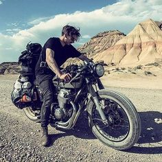 "356 Likes, 2 Comments - Rkoob (@rkhoob) on Instagram: ""#wayoflife #lifestyle #roadtrip #outdoor #photography #motorcycle #rider #caferacers…"""