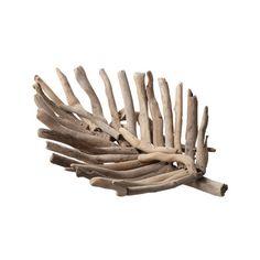 Driftwood Leaf Tray.