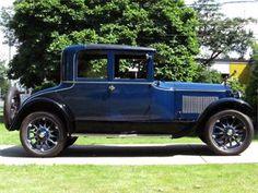 1924 Buick Opera Coupe