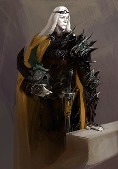 m Drow Elf Fighter plate helm urban sewer underdark Elric4PiarayBoard by ghostbow on DeviantArt
