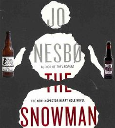 Episode 11: The Snowman – The Drunk Guys Book Club Podcast #Podcast