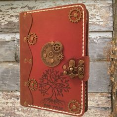 Store your memories in one of our unique custom handmade leather journal.Handmade leather journals are a timeless and classic way to record your memories. Writing in a handcrafted leather journal will preserve your memories for generations to come. www.papyruscrafts.com Handmade leather journal, refillable leather journal, personalised leather journal, leather sketchbook, steampunk journal, custom made journal