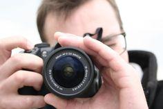 fotografia profissional e amadora