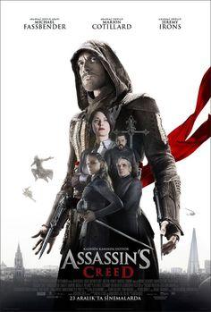 Assassin's Creed 3D Filmi Afişi