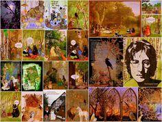 Bastelmania: A collage, a face and more