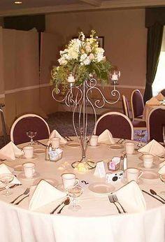 Jim Ludwigu0027s Blumengarten FloristPittsburgh wedding reception u0026 event flowers; Table decorations & Banquet Table Setting | Cutlery | Birthday Party Ideas | Pinterest ...