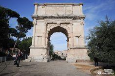 ROME- LUK TRJUMFALNY