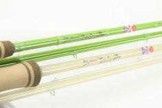 Custom Fiberglass Fly Rods | JP Ross Fly Rods & Co. small stream ...