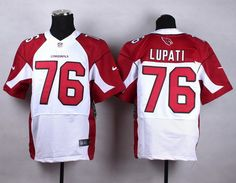 NFL Jerseys Outlet - Nike Arizona Cardinals #15 Michael Floyd White Elite Jerseys Order ...