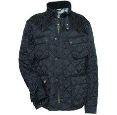 Barbour® Men's Quilted Bariel Jacket