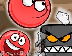 Red Ball 4 Volumen 3 Luxor, Bubble Games, Bubble Shooter, Online Games, Bubbles, Entertaining, Play, Adventure, Red