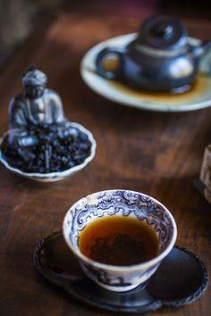 Trinity Blend Pu-erh Tea