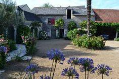 Cour de la Propriété avec gîte rural à vendre à St-Rémy-la-Varenne en Anjou