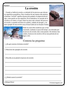 Printing Ideas Printables Collage Sheet To Learn Spanish English Code: 6117860187 Learning Spanish For Kids, Teaching Spanish, Learning English, Spanish Lessons, Learn Spanish, Spanish English, Learning Sight Words, Geography Lessons, Reading Comprehension Passages