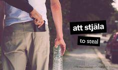 Att stjäla