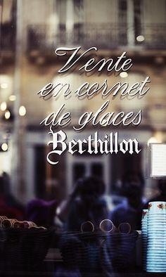 PARIS I Berthillon - Parisian Ice Cream