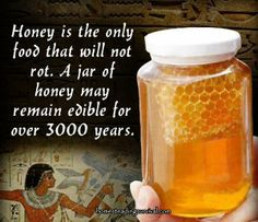 Interesting facts about raw honey