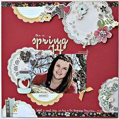Spring '14 - Scrapbook.com