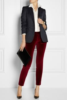 Resume templates bundle for ms word professional resume design winter velvet is not just for wearing for the holidays look at these spectacular looking brocade print pants looks for work night on the town maxwellsz