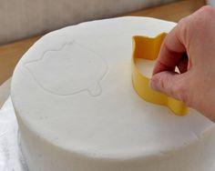 Easy Birthday Cake Decorations | Beki Cook's Cake Blog: Cake Decorating 101 - Easy Birthday Cake