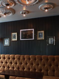 Here's a taster of out latest greatest interior! For the full photoshoot in all its splendid glory go to our dedicated Interior Design website: Interior Design Website, Restaurant Interior Design, Modern Restaurant, Italia Restaurant, Restaurant Tables, Cafe Bar, Irish Pub Interior, Irish Pub Decor, Design Light