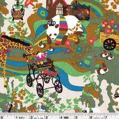 """selling flowers""...fabulous fabric by kayo horaguchi"