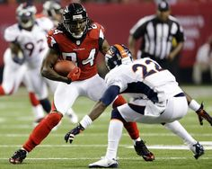 Roddy White on the move