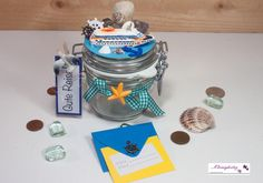 Geldgeschenke - Kreuzfahrt, Schiffsreise Geldgeschenke, Gutschein - ein Designerstück von KleinigkeitenvonNBkleineGeschenkideen bei DaWanda