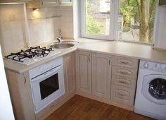 Столешницы для кухни: цвета, фото