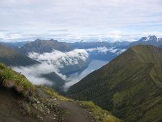 Kepler Track, NZ.  Best backpacking trip I have been on