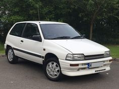 Click the link to see more pics and details of this 1990 daihatsu charade gtti 1.0 12v turbo barn find