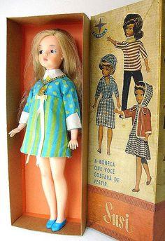 Susi doll 60s