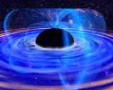 Is Time Travel Scientifically Possible?: Artistic rendering of a Black Hole