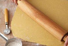 Fresh Pasta Dough for Ravioli Homemade Egg Noodles, Homemade Ravioli, Fresh Pasta, How To Make Homemade, Dough Recipe, Ethnic Recipes, Easy, Food, Essen
