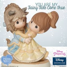 Shop for Disney gifts including Beauty and the Beast figurines and many other figurines, décor, and ornaments at Precious Moments.